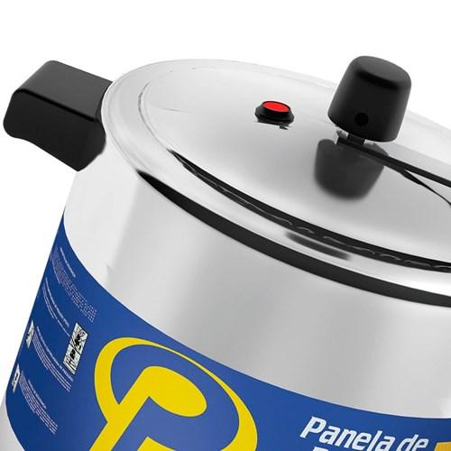 Panela de Pressão 7 litros - Panelux Polida
