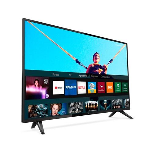 "Philips Smart TV Full HD 43PFG5813 43"" LED - Controle Remoto 2 HDMI"