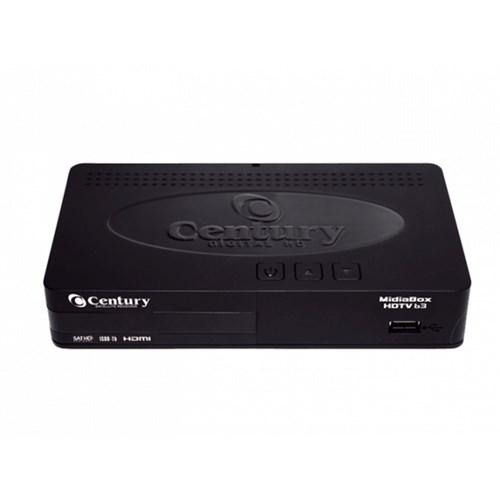 Receptor Century Midiabox HDTV B3 - Convesor digital interno