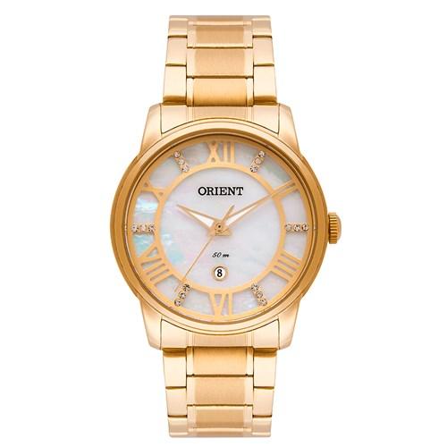 Relógio Feminino Analógico Orient Eternal - FGSS1148 Branco