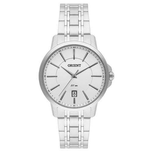 Relógio Feminino Analógico Orient - FBSS1156 Prata