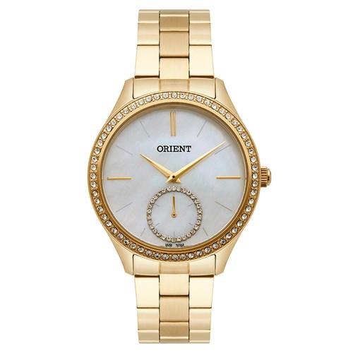 Relógio Feminino Analógico Orient - FGSS0104 Branco