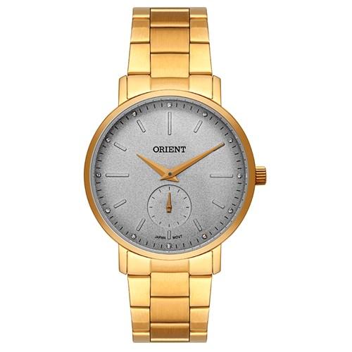 Relógio Feminino Analógico Orient - FGSS0141 Prata