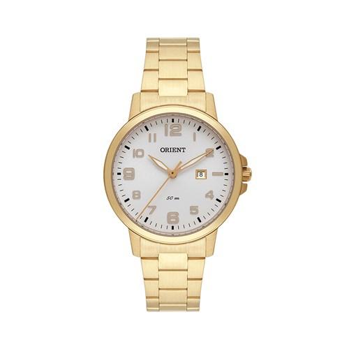 Relógio Feminino Analógico Orient - FGSS1194 Prata