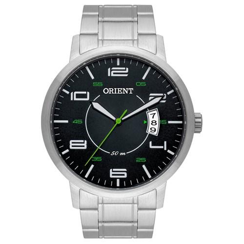 Relógio Masculino Analógico Orient - MBSS1381 Preto