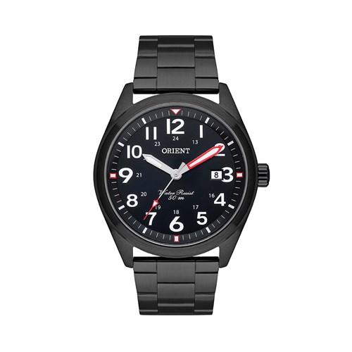 Relógio Masculino Analógico Orient - MPSS1036 Preto