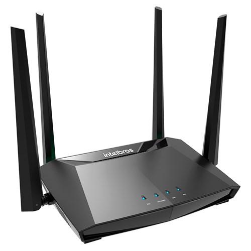 Roteador Wireless Intelbras Gigabit Dual Band AC 1200MBPS RG 1200