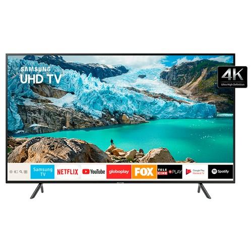 "Samsung Smart TV 4K UN75RU7100 75"", HDR Premium, Controle Remoto e Bluetooth"