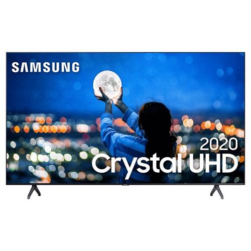 """Samsung Smart TV UHD 4K UN55TU7000 55"""" - HDR10+, Controle Remoto e Bluetooth"""