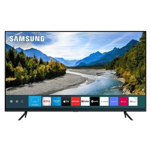 "Samsung Smart TV UHD QN50Q60TAG 50"", HDR10+, Controle Remoto e Bluetooth"
