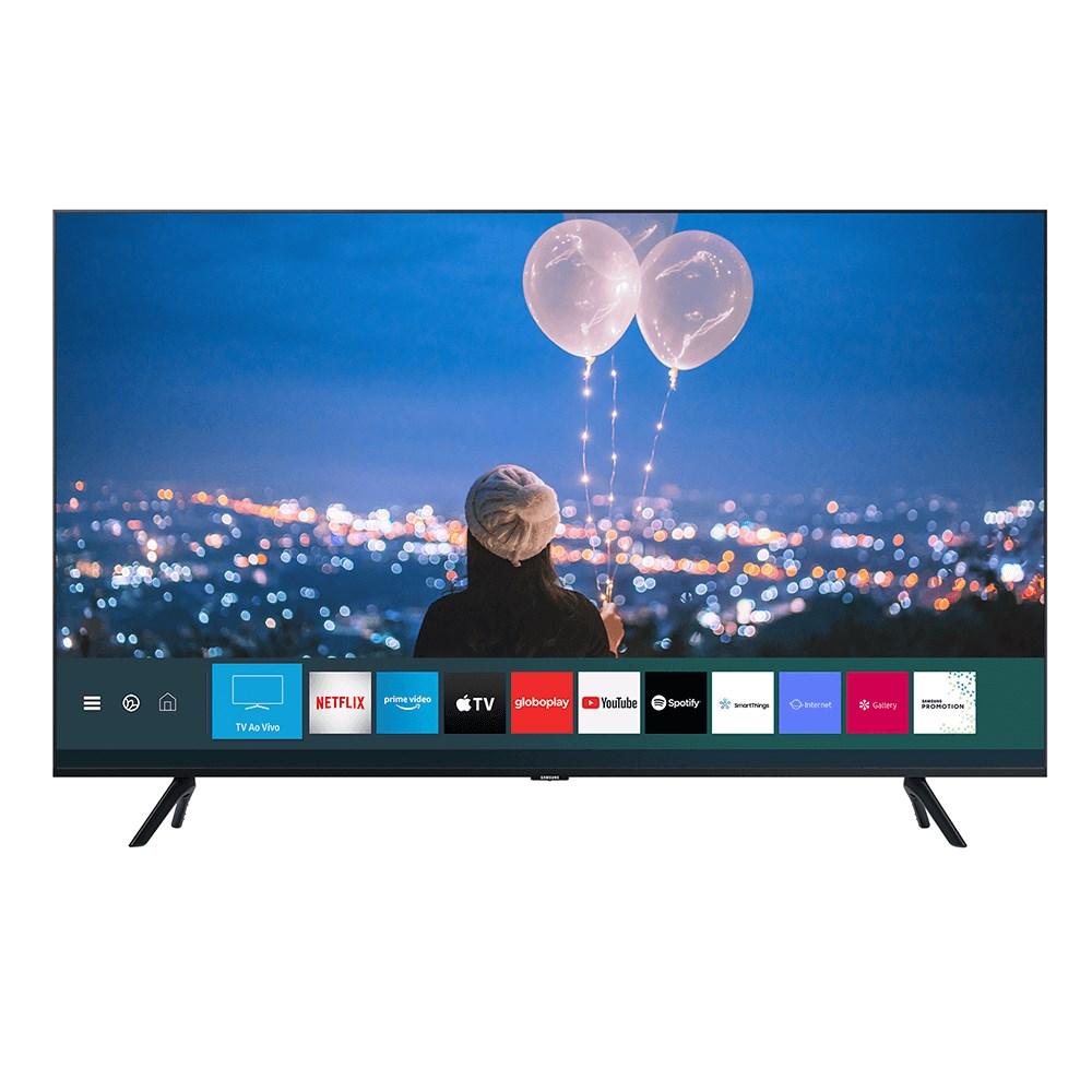 """Samsung Smart TV UHD UN50TU8000 50"""" - HDR Premium Controle Remoto 3 HDMI"""