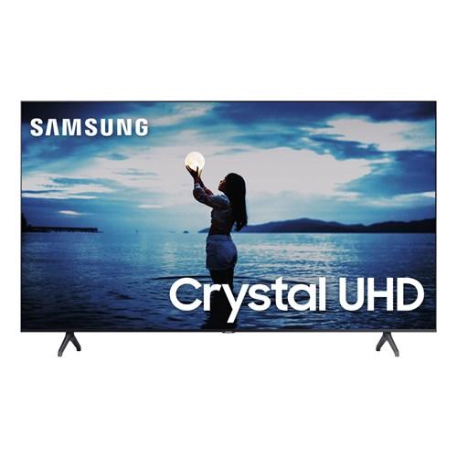 """Samsung Smart TV UHD UN58TU7020 58"""", HDR10+, Controle Remoto e Bluetooth"""