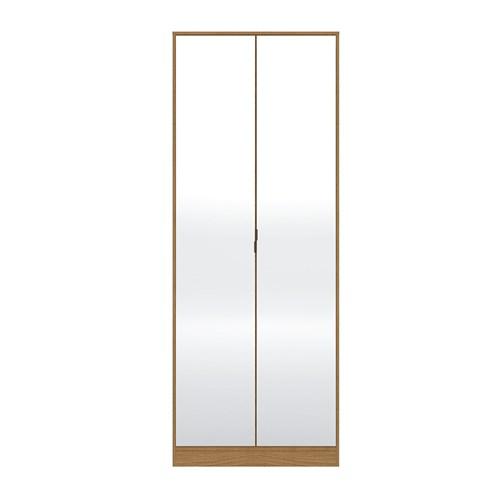 Sapateira Demobile Grife 2 Portas - Amêndola com Espelho