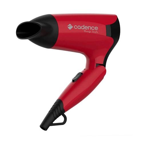 Secador de Cabelo Cadence Rouge Style - 1200W Bivolt
