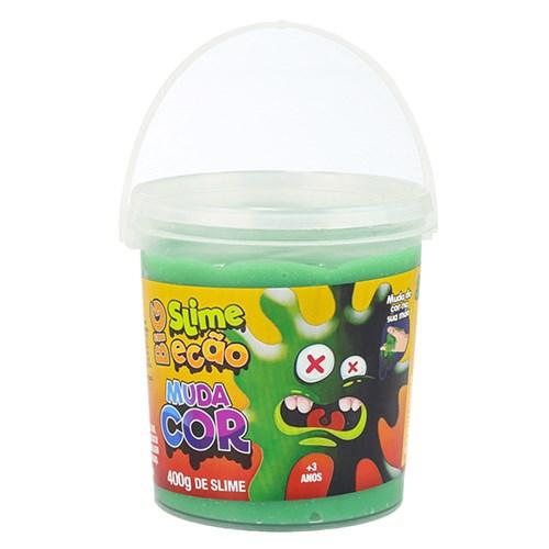 Slime DTC Ecão Muda de Cor - 5219