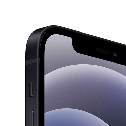 "Smartphone Apple iPhone 12 Mini 64GB Preto 5G - Tela 5.4"" Câm dupla + Selfie 12MP - iOS 14"