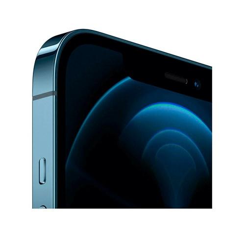 "Smartphone Apple iPhone 12 Pro Max 256GB Azul 5G - Tela 6.7"" Câm tripla + Selfie 12MP - iOS 14"