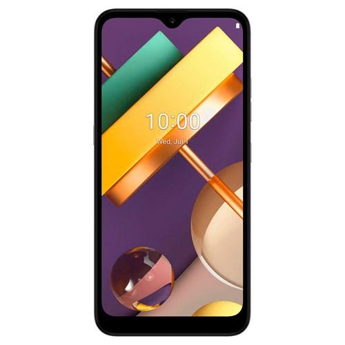 """Smartphone LG K22 32GB - Titânio - 4G - Tela 6,2"""" - Câm. Dupla + Câm. Selfie 5MP"""