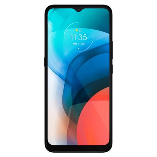 """Smartphone Motorola Moto E7 32GB Cinza Metálico 4G - 2GB RAM Tela 6,5"""" Câm. Selfie + Câm. Dupla 48 Mp + 2 Mp"""