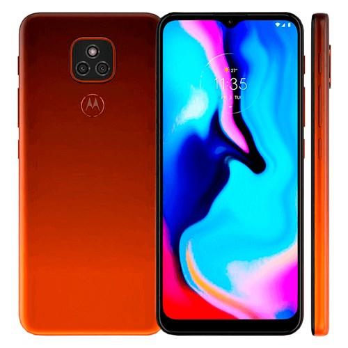 """Smartphone Motorola Moto E7 Plus Bronze 4G - Tela 6,5"""" Câm. Dupla + Câm. Selfie 8MP"""