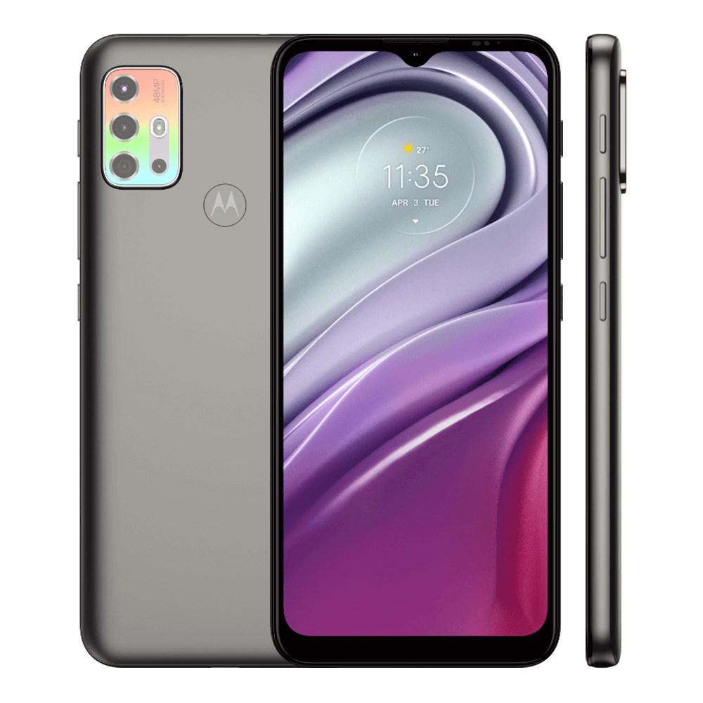 """Smartphone Motorola Moto G20 Grafite 4G - Tela de 6,5"""" Câm. 48MP + Câm Selfie 13MP"""