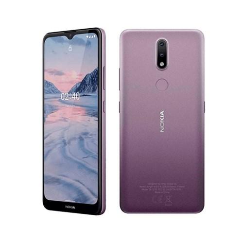 """Smartphone Nokia NK026 5.4 128GB Roxo 4G-4GB RAM Tela 6.39""""-16MP Câm Quádrupla com Lentes Ultra-Wide"""