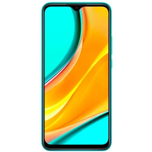 """Smartphone Xiaomi Redmi 9 64GB Verde - 4GB RAM Tela 6.53"""" Câm. 13MP+8MP+5MP+2MP  + Câm. Selfie 8MP"""