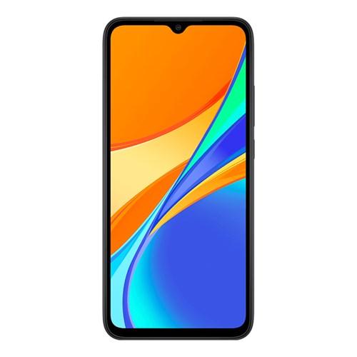 """Smartphone Xiaomi Redmi 9C 64GB Cinza - 4GB RAM Tela 6.53"""" Câm. 13MP+2MP+2MP + Câm. Selfie 5MP"""