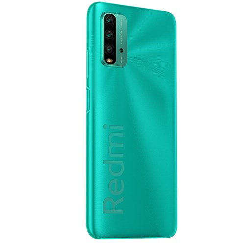 """Smartphone Xiaomi Redmi 9T 128GB Verde 4GB Tela 6.53"""" Câm. Tripla + Câm. Selfie 13 MP"""