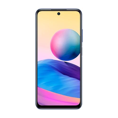 """Smartphone Xiaomi Redmi Note 10 128GB Azul 5G - 4GB RAM Tela 6,5"""" Câm. Tripla + Selfie 8MP"""