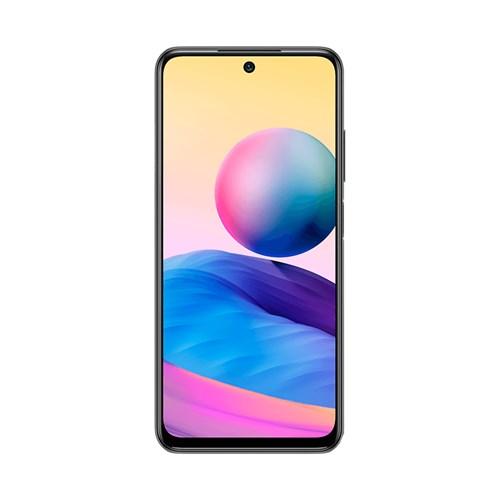 """Smartphone Xiaomi Redmi Note 10 128GB Cinza 4G - 4GB RAM Tela 6,5"""" Câm. Tripla + Selfie 8MP"""