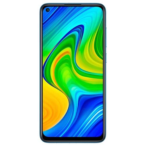 """Smartphone Xiaomi Redmi Note 9 128GB Cinza 4G - 4GB RAM Tela 6.53"""" Câm Quadrupla + Selfie 13MP"""