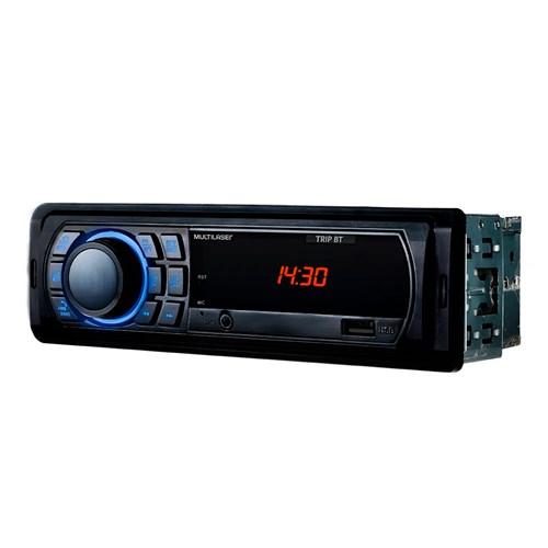 Som Automotivo Multilaser Trip BT – P3344 USB Bluetooth FM