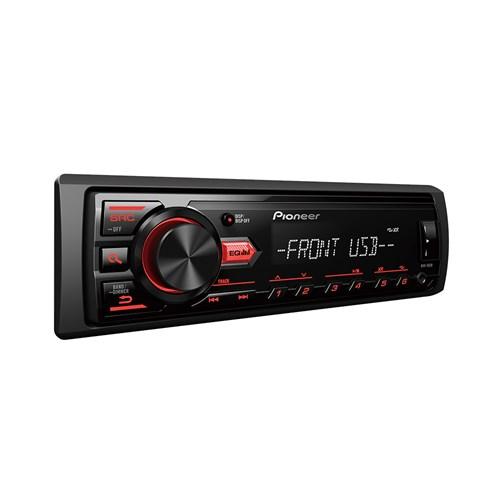 Som Automotivo Pionner MVH-98UB Preto - MP3 Player USB