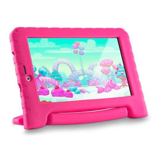 Tablet Multilaser NB292 Kid Pad Plus 16GB - Rosa