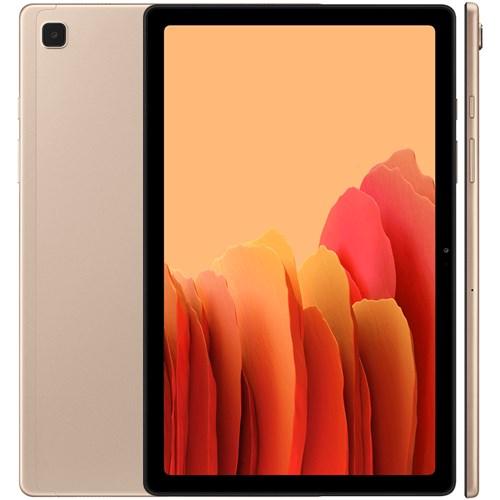 """Tablet Samsung Galaxy TAB A7 T505NZDQ 64GB Wi-Fi Tela 10,4"""" - Dourado"""