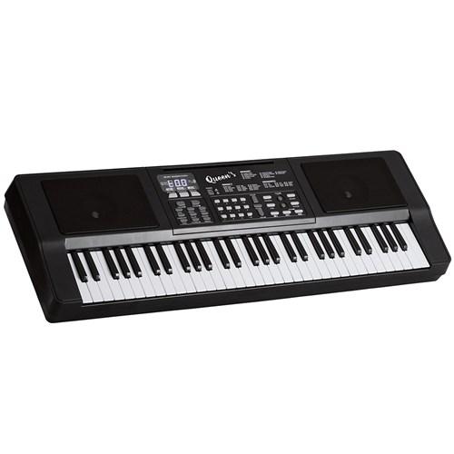 Teclado Musical Queen's D184557 - 61 Teclas