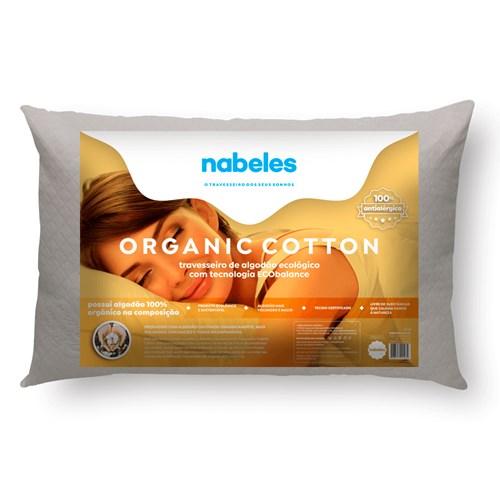 Travesseiro Nabeles Organic Cotton