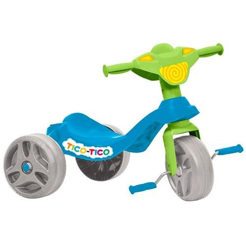 Triciclo Infantil Bandeirante 683 - Tico Tico Azul