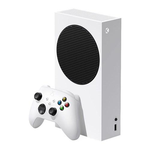 Xbox Series S 512 GB + Controle - Branco